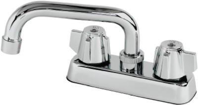 Homewerks 623662 Baypoint Chrome Laundry Faucet by Shenzhen Globe Union (Union Shenzhen)