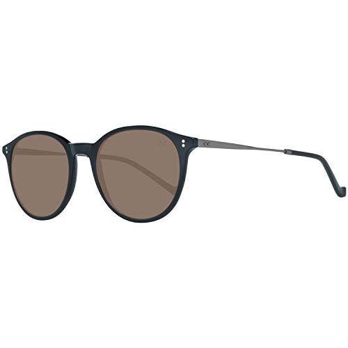 Hackett London Herren Sonnenbrille Schwarz HSB842 53201