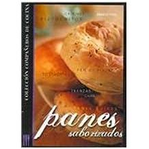 Panes saborizados/ Flavored Breads (Companeros De Cocina/ Kitchen Companions)