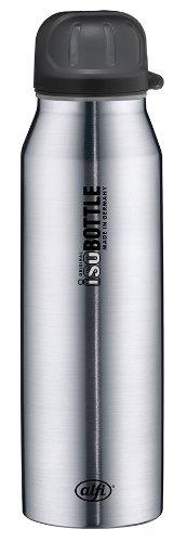 Alfi 5337639050 Isolier-Trinkflasche edelstahl (0,5 Liter) rein