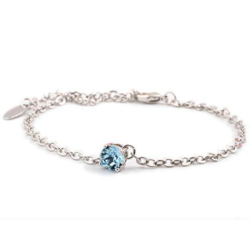 XZHYMJ CrystalPlatinum Neue Koreanische Ausgabe Geschenk Für Paare Beste Wahl Für Armbänder Platinum Crystal
