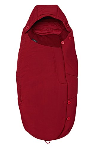 Maxi-Cosi Universal-Fußsack passend für alle Kinderwagen und Buggys, robin red