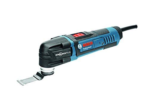 Preisvergleich Produktbild Bosch Akku Multi Cutter GOP 30-28, 300-Watt-Motor, Starlock-Werkzeugaufnahme, Werkzeugwechsel mit Innensechskantschlüssel