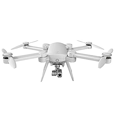Koeoep GDU Byrd Standrand 4K Camera Quadcopter Drone With 3 Axis Gimbal from Koeoep