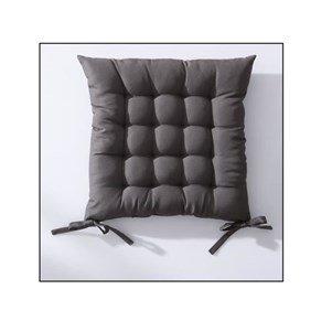 Today 261201Gepolstertes Sitzkissen, Polyester, 40x 40cm, Polyester, Bronze, 40x40x2 cm -