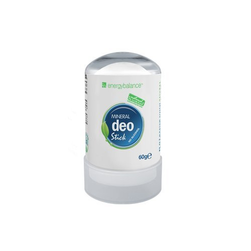 EnergyBalance Deo Kristall Stick 60g Deo ohne Aluminiumchloride (Kristall Deo)