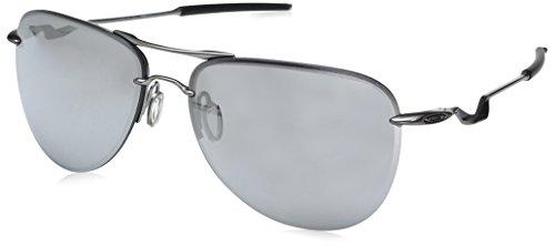 Oakley Herren Tailpin Sonnenbrille, Schwarz (Lead), 61