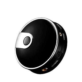 Portable Fibre Bluetooth Wireless Audio-Adapter Stereo-Musik Stream Digital Optisch mit Optical Toslink, 3,5 mm Aux, Koaxial Connect Dual Wireless Headset Niedrigste Lags für Smart TV XBOX