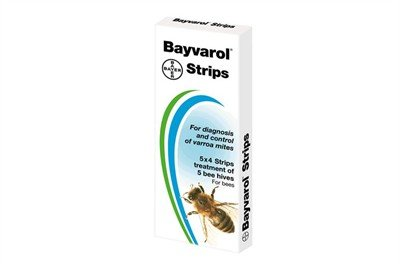 Bayvarol Strips Pack of 20 Test