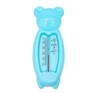 TO_GOO Bär-Wasser-Thermometer-Badethermometer für Baby