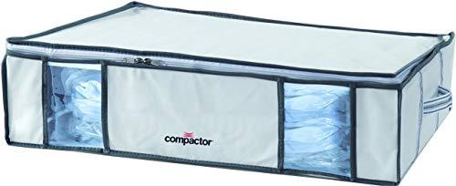 """COMPACTOR Caja de Almacenaje Al Vacío, Talla L, 145 l, Blanco \""""Life\"""", RAN3592"""