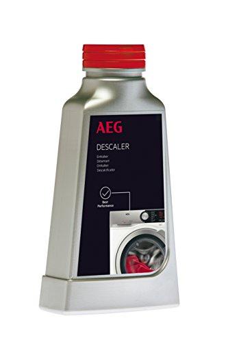AEG A6WMG101 Entkalker / Herstellernummer: 9029794683 / für alle Waschmaschinen geeignet / entfernt Kalkablagerungen & verlängert die Lebensdauer der Geräte / AEG Zubehör für Waschmaschinen / Inhalt: 1x Entkalker (200g)