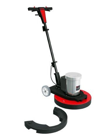 1200 Watt IRSA Einscheibenmaschine incl. Schleifset zum Scheifen von Fussböden, Parkett, Holzböden etc.