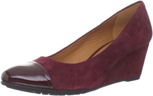 Geox DONNA VENERE D24P8S02166C9999, Scarpe col tacco donna Viola (Violett (BORDEAUX C7005))