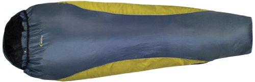 Highlander Voyager Ultra Compact Lite Sleeping Bag - KiwiGunmetal