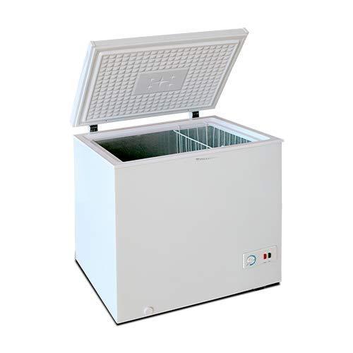 Congelador Arcón MILECTRIC Horizontal Blanco A+ 150