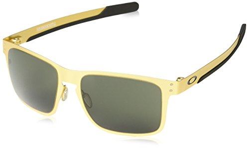 Oakley Herren OO4123 55 412308 Sonnenbrille, Gold