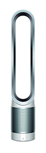 Dyson Pure Cool Link - Purificateur d'air/ventilateur tour blanc/argent