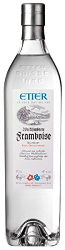 Etter Framboise Obstbrand 41{bf2ab12cba5fcafd64fc7a77e937f02a7bd706d626396017081ba20def4728d5} 0,7l Flasche