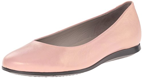 Ecco Touch, Ballerine Donna Rosa (Silver Pink 2216)