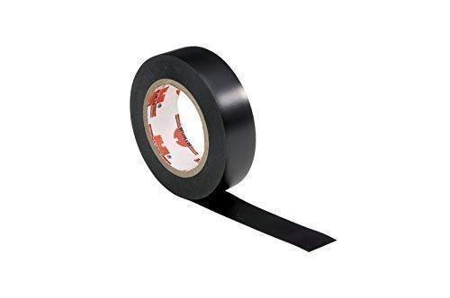 10x WÜRTH Elektro-Isolierband schwarz 15mm x 10m