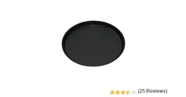 GR/ÄWE Plaque /à pizza ronde de qualit/é professionnelle 28/cm