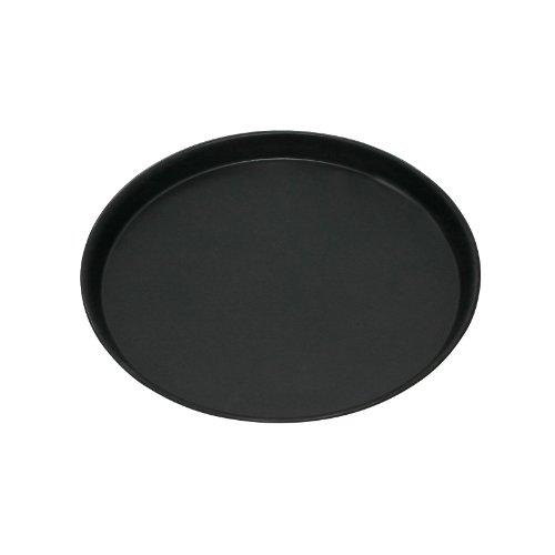 GRÄWE® Pizzablech rund 28 cm, stabile Profi-Qualität