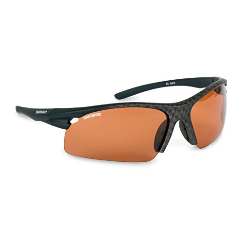 SHIMANO Polarisationsbrille Sunglass Fireblood