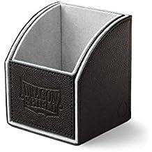 Arcane Tinmen ApS ART40101 Dragon Shield: Nest Box-Black//Light Grey Staple Mehrfarbig