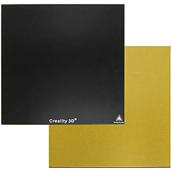 Für 3d ... 220 X 220 X 3 Mm Wisamic 3d Drucker Glasplatte Oberfläche Hartglas