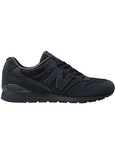 New Balance Mrl996v2, Baskets Basses Homme Noir