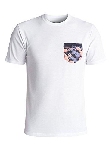 Quiksilver Bubble Surf - Amphibian UPF 50 Surf T-Shirt for Men - Männer - Herren Bubble Vest