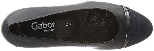 Gabor Shoes 52.162 Damen Geschlossene pumps Mehrfarbig (river/Ocean/Steel 86)