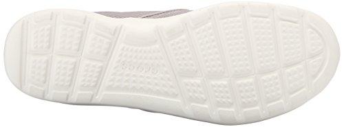 Crocs - Herren Kinsale Netz Slip-on Loafer Smoke/White