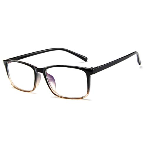 IOSHAPO Fashion Unisex Retro Full Small PC-Rahmen leichte optische Gläser