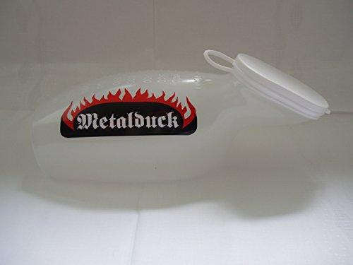 Metalduck die Urinflasche für Frauen!