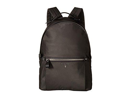 MICHAEL Michael Kors Kelsey Large Nylon Backpack (Graphite) (Michael Kors Medium Grau Handtasche)