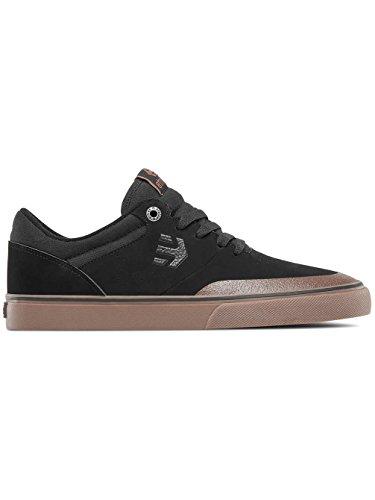 Etnies Herren Marana Vulc Skateboardschuhe Schwarz (Black/Gum/Dark Grey)