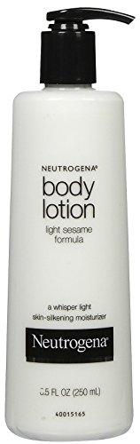 Neutrogena Lotion pour le corps - Formule légère à base de sésame - 250 ml