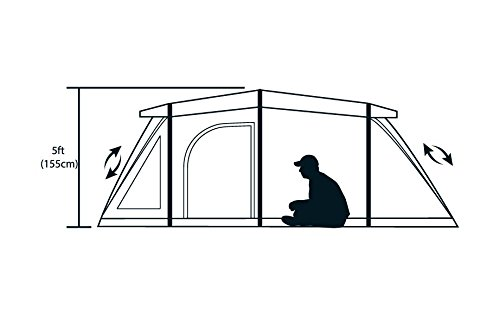 3 man inflatable tent