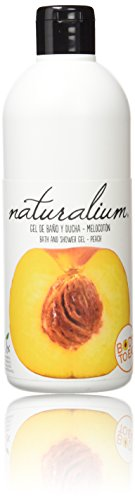 Naturalium Peach Bagnoschiuma - 500 ml