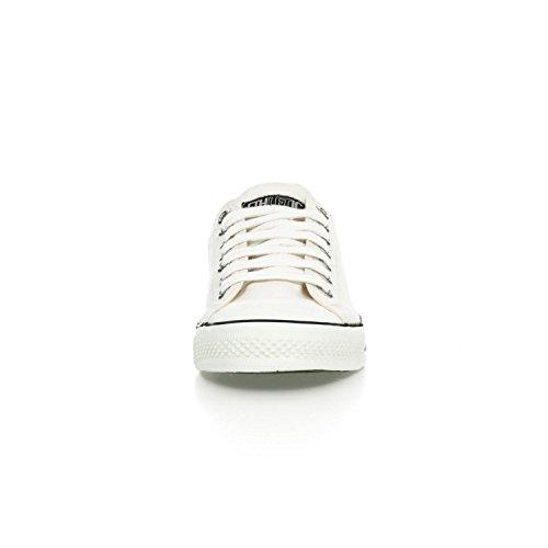 Ethletic low Sneaker / LoCut – vegan, weiß, aus Bio-Baumwolle - 6