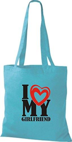 Shopinstyle Shopper Valentinstag Amo La Mia Ragazza Cielo