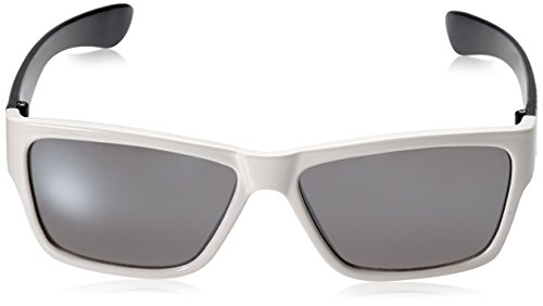 Dice Kinder Sonnenbrille shiny white grey
