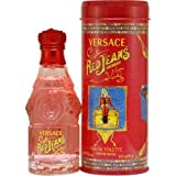 Red Jeans By Gianni Versace Edt Spray 73...