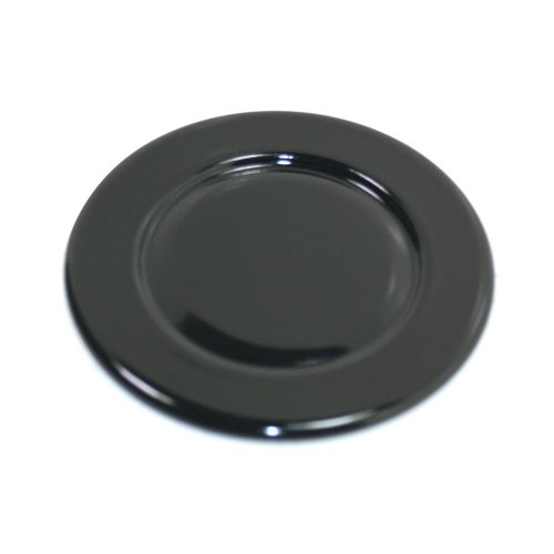 Große Schwarz Burner Cap (BEKO Cooker Hob Large Schwarz Burner Cap 3KW 419920280)