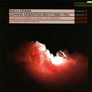 Bach Drama.Kantaten Bwv 201,205,213