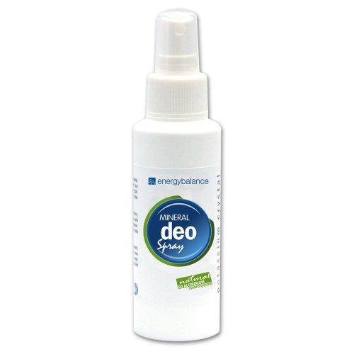 Deo crystal spray | inodoro | sin alcohol | sin sales