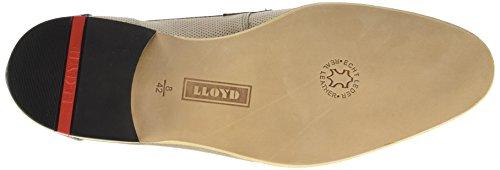 LloydDRANNON - Scarpe stringate Uomo Grigio (Grau (STONE/JEANS 2))
