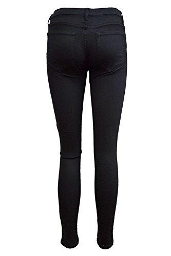 ex Mango - Jeans - Femme * -  Noir - 36